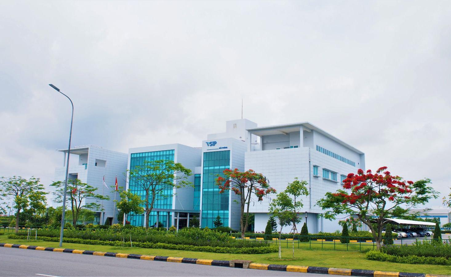 Dự án KCN VSIP Hải Phòng