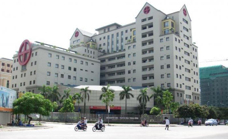 Viện huyết học và truyền máu Trung Ương