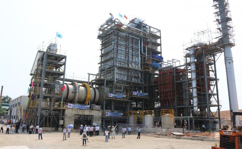 Khu xử lý nước thải Nam Sơn, Sóc Sơn