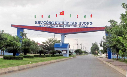 KCN Tân Hương