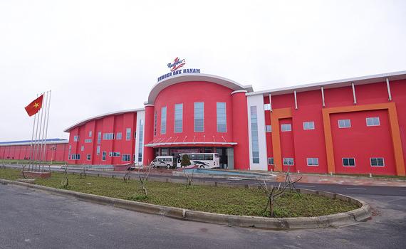 Nhà máy Number One Tân Hiệp Phát