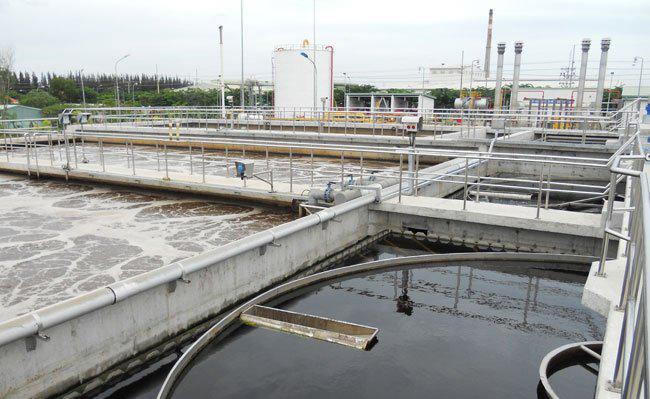 Nhà máy xử lý nước thải và hệ thống dẫn nước thị xã Bỉm Sơn