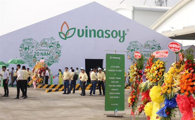 Nhà máy Vinasoy, Bắc Ninh