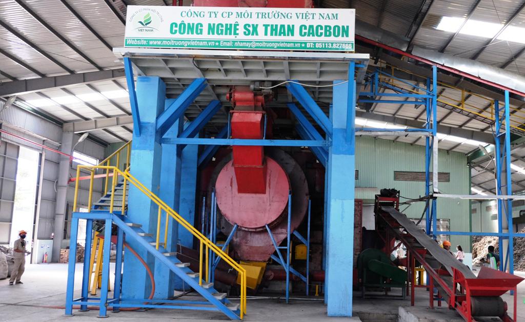 Nhà máy xử lí chất thải rắn Khánh Sơn